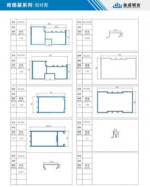 肯德基系列-型材图